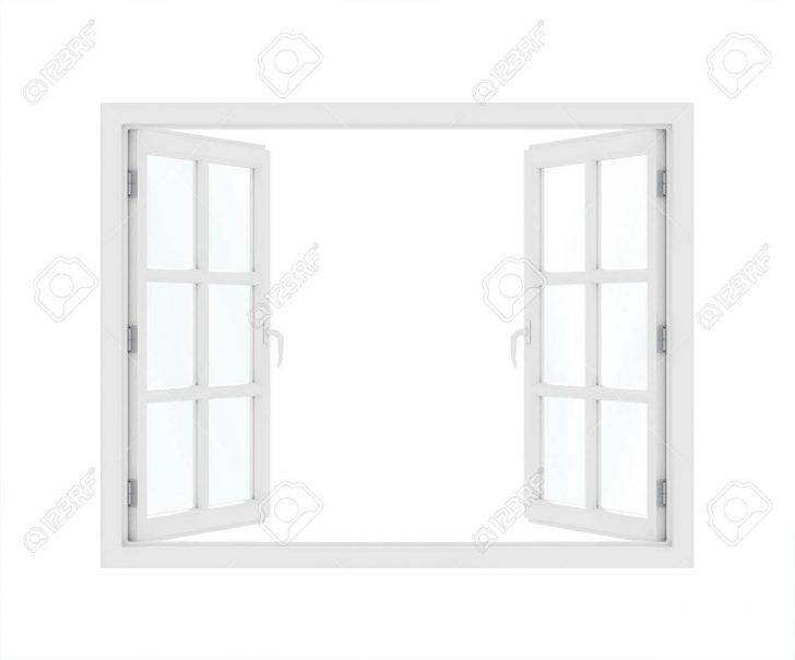 Medium Size of Kunststoff Fenster Geffnet 3d Lizenzfreie Fotos Flachdach Einbruchschutz Auto Folie Aco Schüco Kaufen Mit Eingebauten Winkhaus Rahmenlose Online Konfigurieren Fenster Kunststoff Fenster
