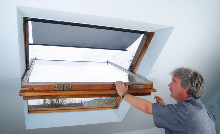 Medium Size of Hitzeschutz Markise Dachfenster Selbstde Rahmenlose Fenster Maße Preisvergleich Rollos Für Kaufen In Polen Sichtschutzfolie Einseitig Durchsichtig Drutex Fenster Sonnenschutz Fenster Außen