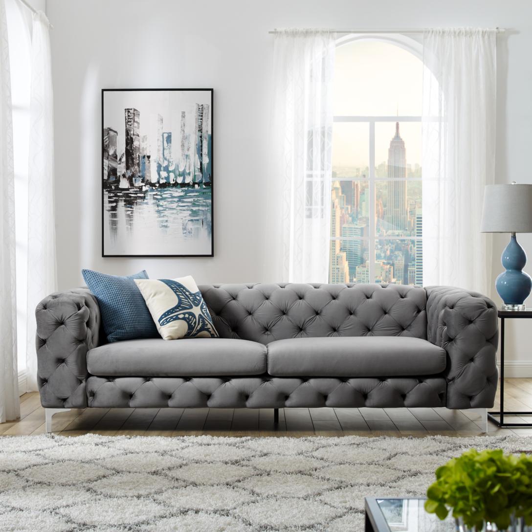 Large Size of Sofa 3 Sitzer Grau Extravagantes Samt Modern Barock Couch überzug Englisches Landhausküche 2 1 Eck Federkern Zweisitzer Lila 5 Indomo Graues Rc3 Fenster Sofa Sofa 3 Sitzer Grau