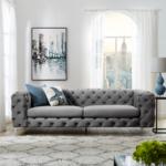 Sofa 3 Sitzer Grau Sofa Sofa 3 Sitzer Grau Extravagantes Samt Modern Barock Couch überzug Englisches Landhausküche 2 1 Eck Federkern Zweisitzer Lila 5 Indomo Graues Rc3 Fenster