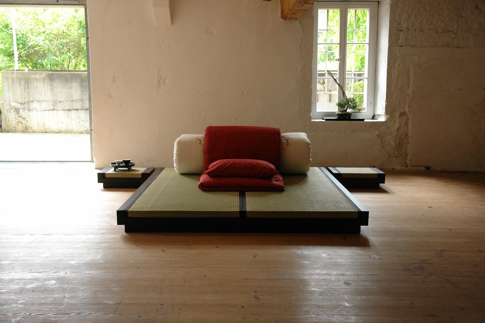 Full Size of Tatami Bett Japanshop Haiku 160 200x200 Weiß Eiche Sonoma Kopfteil Wohnwert Betten Günstig Kaufen Billige überlänge 120x200 Mit Bettkasten Schubladen Bett Tatami Bett
