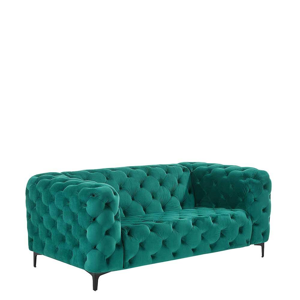 Full Size of Samt Zweisitzer Sofa In Blau Trkis Tolle Chesterfield Optik Adaha Rahaus überzug Polster Marken Blaues Hay Mags Leder Braun Günstig Kleines Wohnzimmer 2 Sofa Sofa Türkis