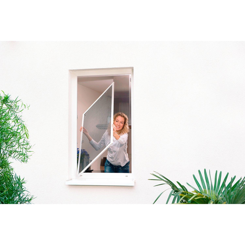 Full Size of Tesa Fliegengitter Alu Rahmen Comfort Fenster Wei 120 Cm 100 Einbruchsicherung Rollos Innen Velux Kaufen Stores Folie Sonnenschutz Obi Aluminium Insektenschutz Fenster Fliegengitter Fenster