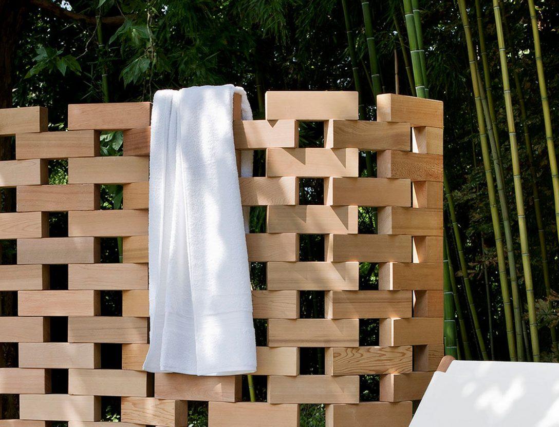 Large Size of Paravent Garten Holz Standfest Wetterfest Ikea Bambus Toom Hornbach Metall Obi Moderner Zen Exteta Schwimmingpool Für Den Trennwand Sitzbank Vertikal Garten Paravent Garten
