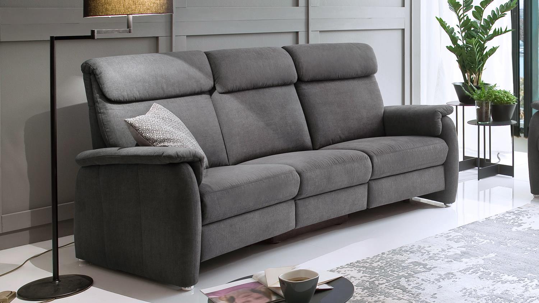 Full Size of Retro Sofa Kingsley 3 Sitzer Grau 3 Sitzer Leder Ikea Couch Rattan 2 Und Mit Schlaffunktion Samt Louisiana (3 Sitzer Polster Grau) Nino Schwarz/grau Preston Sofa Sofa 3 Sitzer Grau