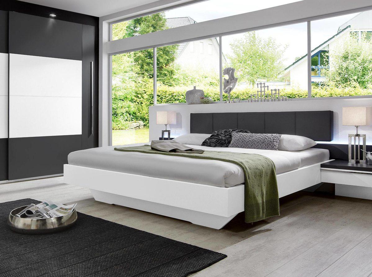 Full Size of Modernes Bett 180x200 Nemann Vechta Ausziehbar 90x200 Mit Lattenrost 140x220 Matratze Betten De Weiß 100x200 200x220 160 Amerikanisches Skandinavisch Bett Modernes Bett 180x200