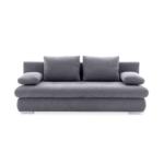 Mondo Sofa Langes U Form Stoff Grau 2 Sitzer Mit Schlaffunktion Ewald Schillig Schlafzimmer Set Matratze Und Lattenrost Ausziehbar Big Home Affaire Sofa Schlaf Sofa