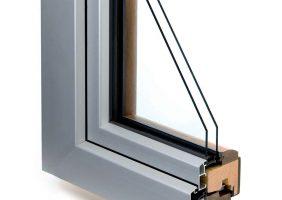 Fenster Holz Alu