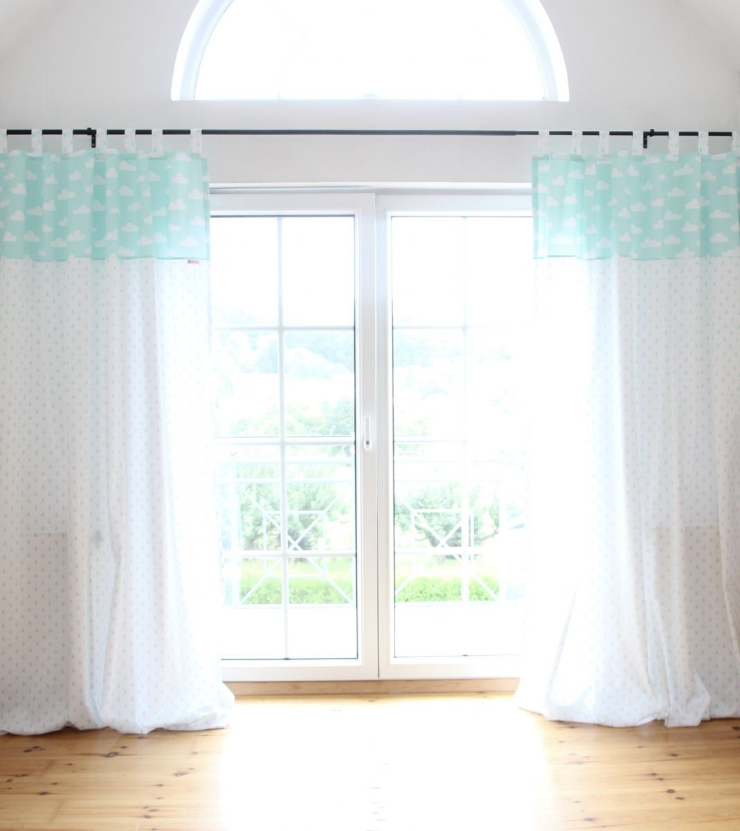 Full Size of Gardine Kinderzimmer Vorhang Wolken Tropfen Mint Wei Junge Regale Fenster Gardinen Sofa Regal Scheibengardinen Küche Für Wohnzimmer Schlafzimmer Die Weiß Kinderzimmer Gardine Kinderzimmer