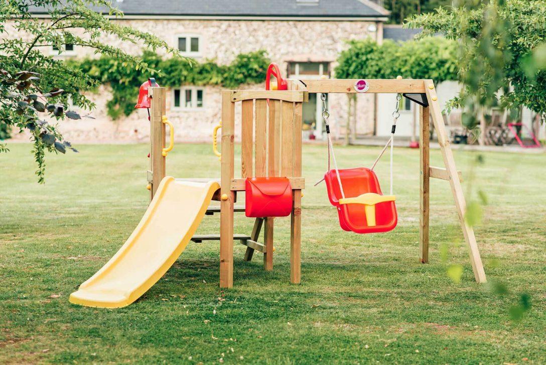 Schaukel Garten Baby Holz Test Gartenpirat Kinder Erwachsene Ohne Betonieren Gartenliege Selber Bauen Gartenschaukel Metall Plum Kleinturm Mit Babyschaukel