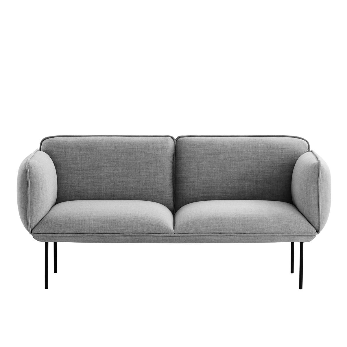 Full Size of 2 Sitzer Sofa Nakki Von Woud Connox 2m X Bett 140x200 Poco Halbrundes überzug Günstiges Halbrund Modernes Betten Günstig Kaufen 180x200 Kinderzimmer Mit Sofa 2 Sitzer Sofa