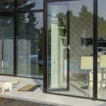 Einflgelige Fenstertr Aluminium Doppelverglasung Fenster 3 Fach Verglasung Gebrauchte Kaufen Auto Folie Velux Preise De Sonnenschutz Schüko Einbruchsicher Fenster Drutex Fenster