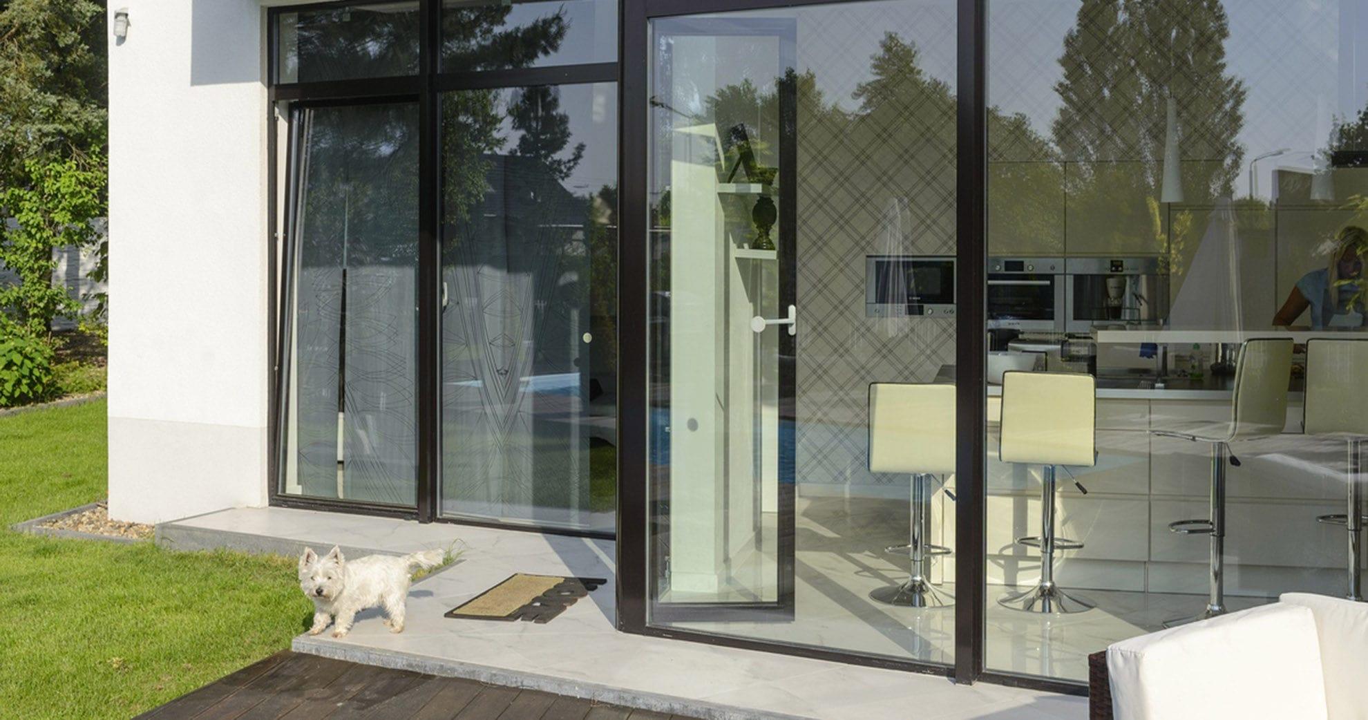 Full Size of Einflgelige Fenstertr Aluminium Doppelverglasung Fenster 3 Fach Verglasung Gebrauchte Kaufen Auto Folie Velux Preise De Sonnenschutz Schüko Einbruchsicher Fenster Drutex Fenster