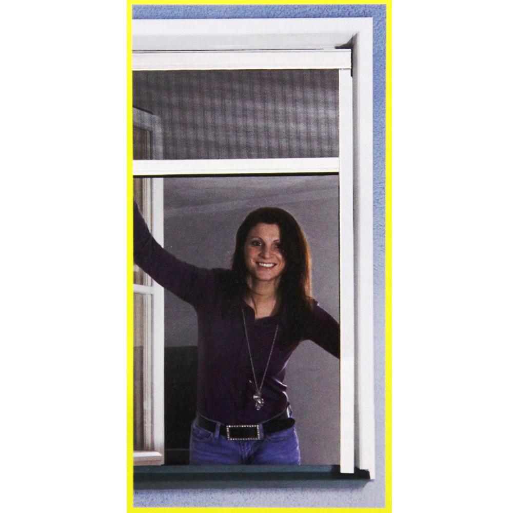 Full Size of Insektenschutz Rollo 130x160cm Braun Fliegengitter Fenster Netz Neue Einbauen 3 Fach Verglasung Aco Weru Alarmanlagen Für Und Türen Auf Maß Holz Alu Rc3 Fenster Fliegengitter Fenster
