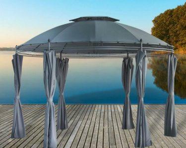 Garten Pavillon Garten Garten Pavillon Gartenpavillon Aus Holz Japanischer Kaufen Zelt Glas Rund 3x3 Holzdach Wetterfest / Sun Antik Kupfer Look Chinesischer Runde Eisen