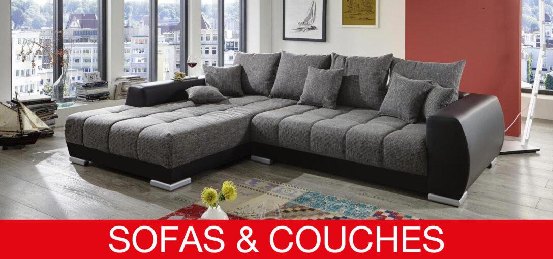 Large Size of Günstige Sofa Sofas Couches Mbelfundgrube I Schneller Und Gnstiger Luxus Stilecht Himolla Comfortmaster Xxxl Für Esszimmer 2er Grau Karup Stoff 3er Home Sofa Günstige Sofa