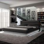 Modernes Bett Bett Modernes Bett Wasserbett Moonlight Komplettes Im Set Mit Modernem Design 1 40x2 00 Betten 100x200 Hoch 2x2m Kopfteil Mädchen 160x200 Komplett Amazon 180x200