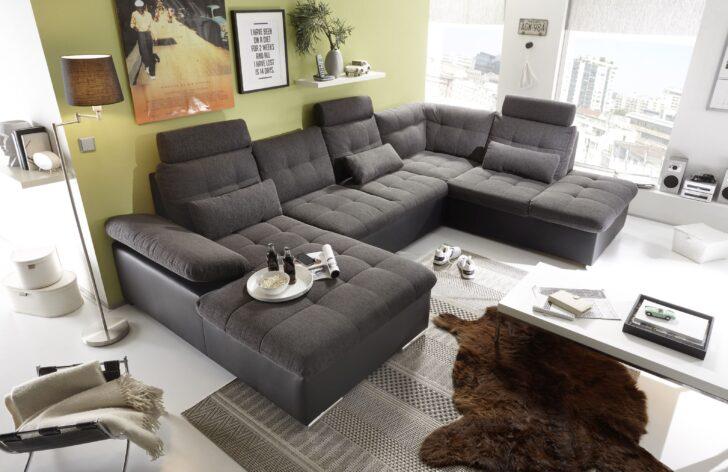 Medium Size of Couch Wohnlandschaft Schlaffunktion Schlafsofa Schwarz Grau Sofa U Form Schillig 2 Sitzer Mit Relaxfunktion Recamiere Bettkasten Flexform Marken Modulares Sofa Sofa Wohnlandschaft