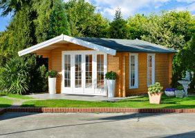 Holzhäuser Garten