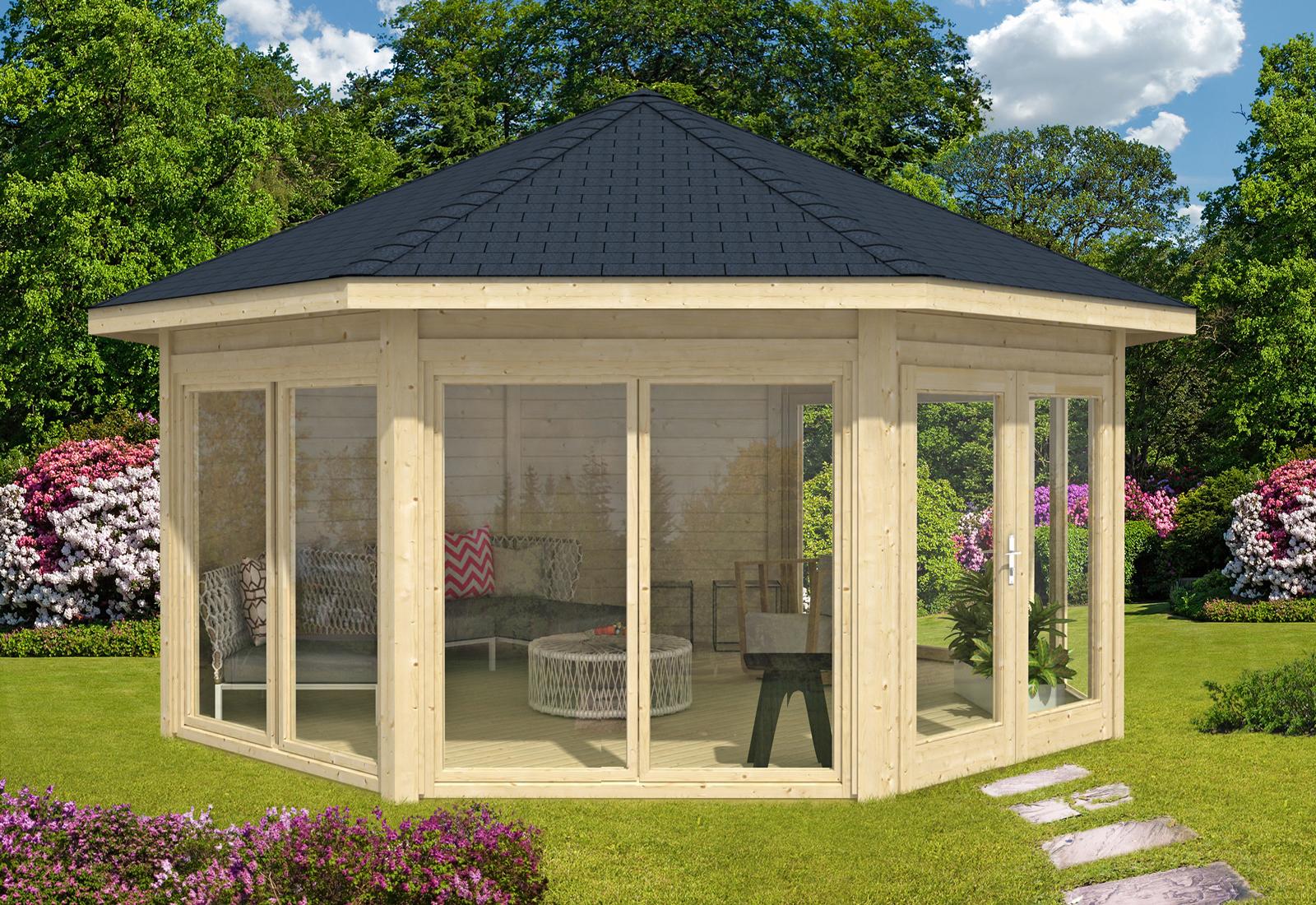 Full Size of Garten Pavillon 3x3 Holz Baugenehmigung Pavilion Rund Pavillion Metall / Metallpavillon Sun Antik Kupfer Look Glas Kaufen Gartenpavillon Modell Rgen Mit Vier Garten Garten Pavillion