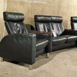 Sofa Couch Elektrisch 3 Sitzer Elektrischer Relaxfunktion Xora Kaufen Leder Lederlook Schwarz Relaxsofa Fernsehsofa Recliner Test Ekornes Stressless Arion Sofa Heimkino Sofa