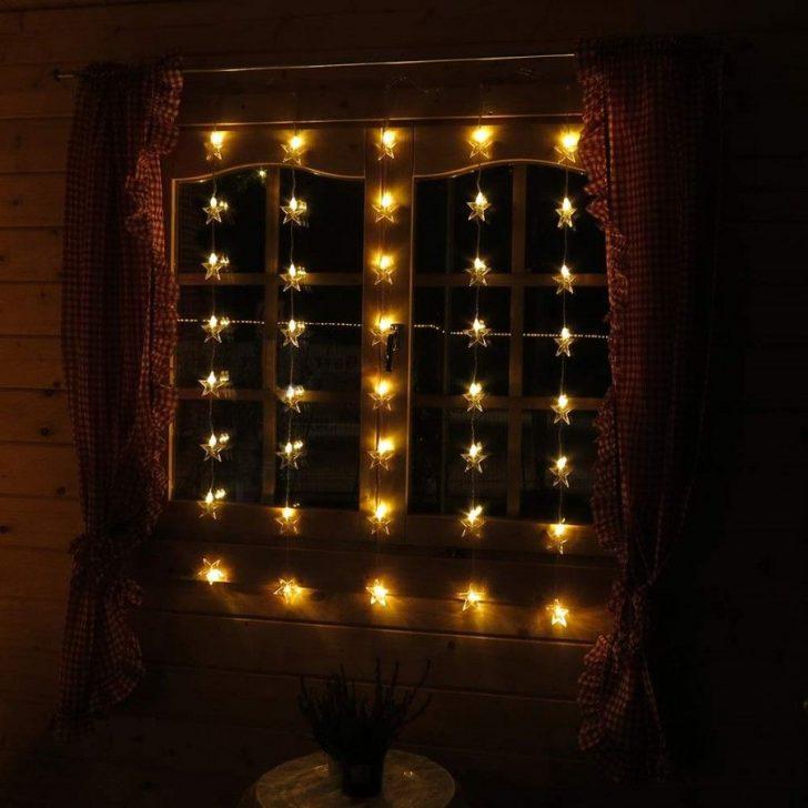 Medium Size of Weihnachtsbeleuchtung Fenster Innen Led Bunt Stern Kabellos Batterie Hornbach Weihnachtslichterkette Mit Sternen Als Dekoration Fr Bremen Runde Alu Fenster Weihnachtsbeleuchtung Fenster