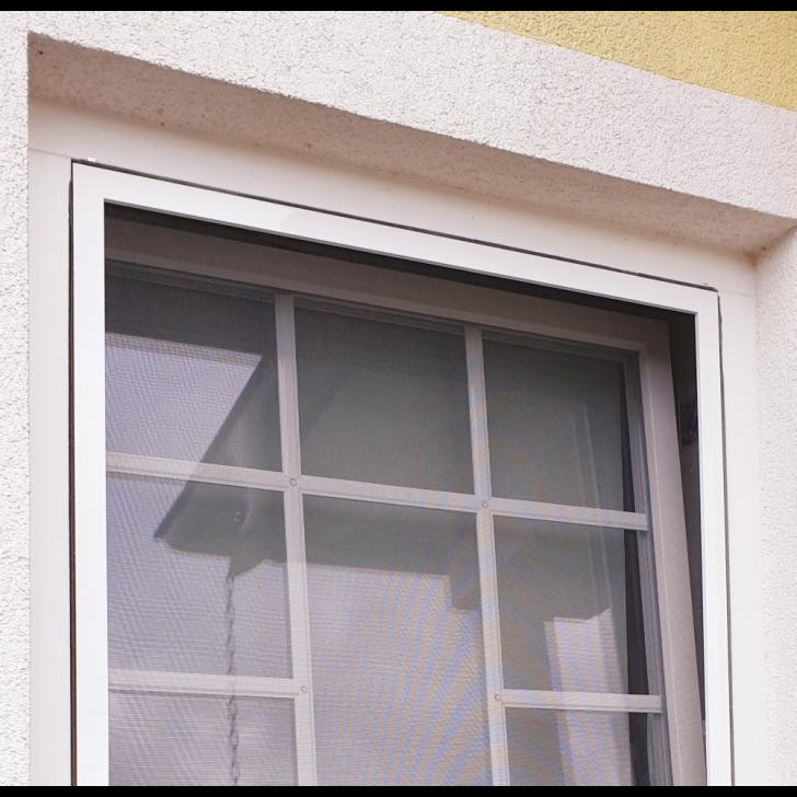 Medium Size of Fliegengitter Fenster Einbruchsicherung Austauschen Kosten Maßanfertigung Veka Polen Kaufen In Mit Rolladenkasten Bodentief Fliegennetz Winkhaus Fenster Fliegengitter Fenster Maßanfertigung