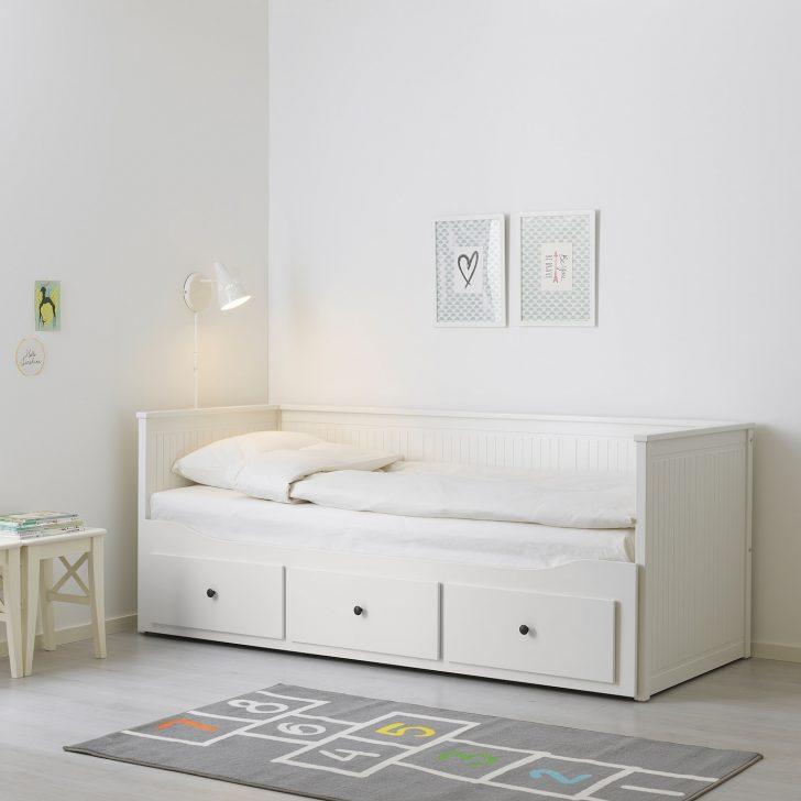 Medium Size of Bett Weiß Mit Schubladen Hemnes Massivholz Tagesbett Ausziehbar Stauraum Ikea Landhausküche Regal Kinderzimmer Ausziehbett Bock Betten Esstisch Stühlen Bett Bett Weiß Mit Schubladen