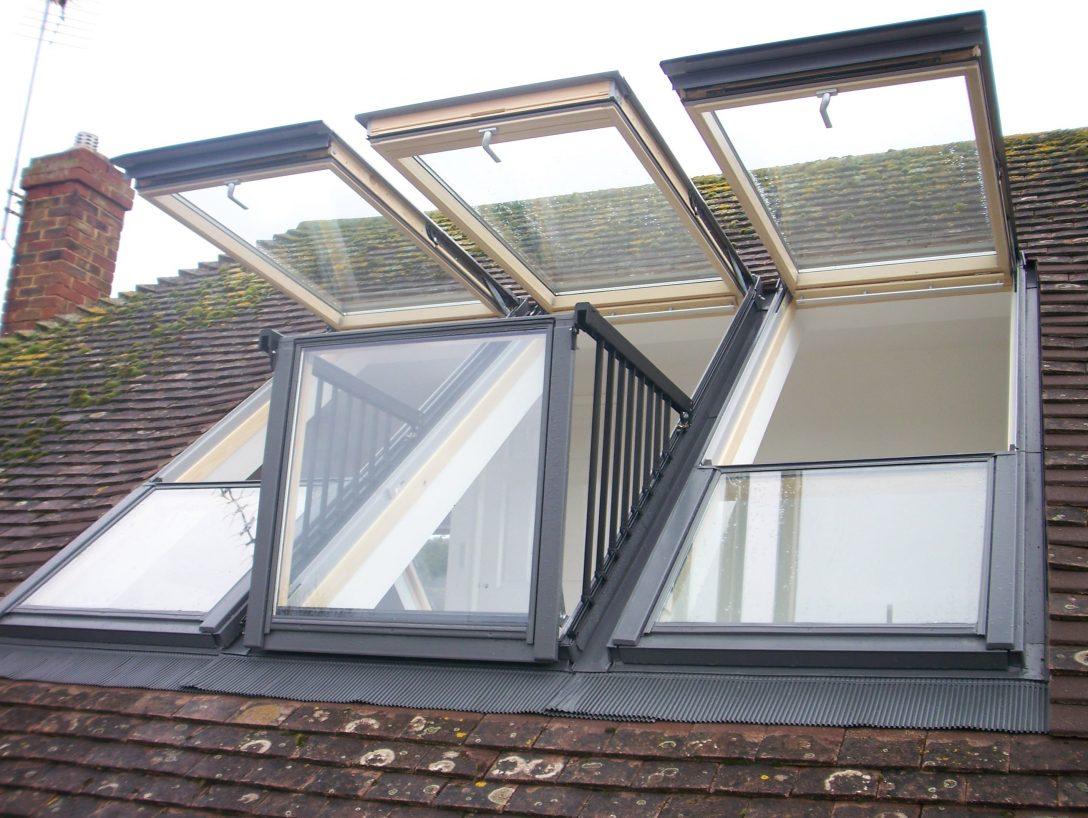 Large Size of Velux Fenster Velucabrio Roof Window Balcony Itll Give Your Room The Wow Insektenschutz Sichtschutzfolie Für Erneuern Einbruchschutz Nachrüsten Auto Folie Fenster Velux Fenster