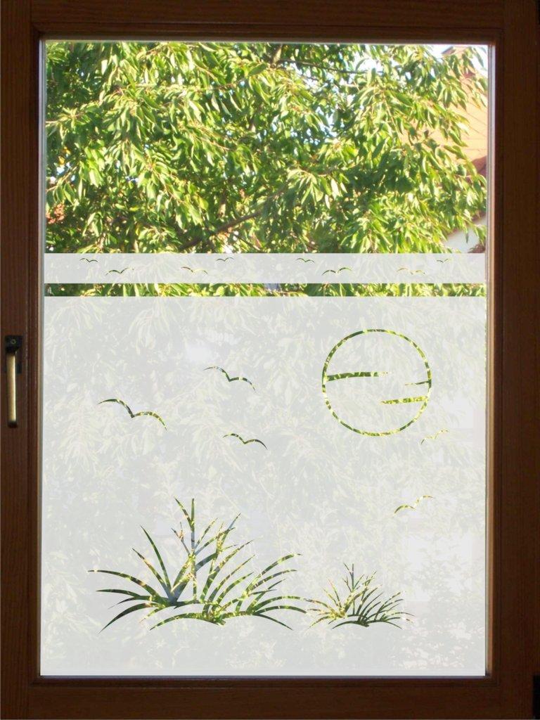 Full Size of Fenster Sichtschutz Fensterfolie Aufkleber Glasdekor Gd37 80 Sichtschutzfolie Erneuern Schallschutz Konfigurieren Fliegennetz Drutex Test Für Einbruchsicher Fenster Fenster Sichtschutz