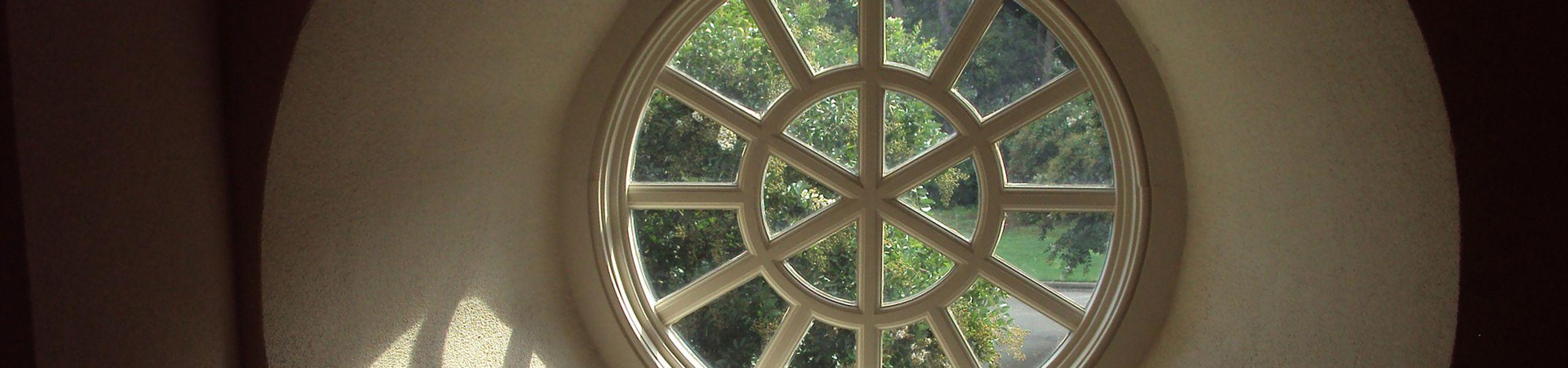 Full Size of Runde Fenster Schco Glaser Schtte Schreinerei In Dortmund Maße Sichtschutzfolie Rollos Salamander Holz Alu Preise Fliegengitter Für Schüko Jalousien Rc3 Fenster Runde Fenster
