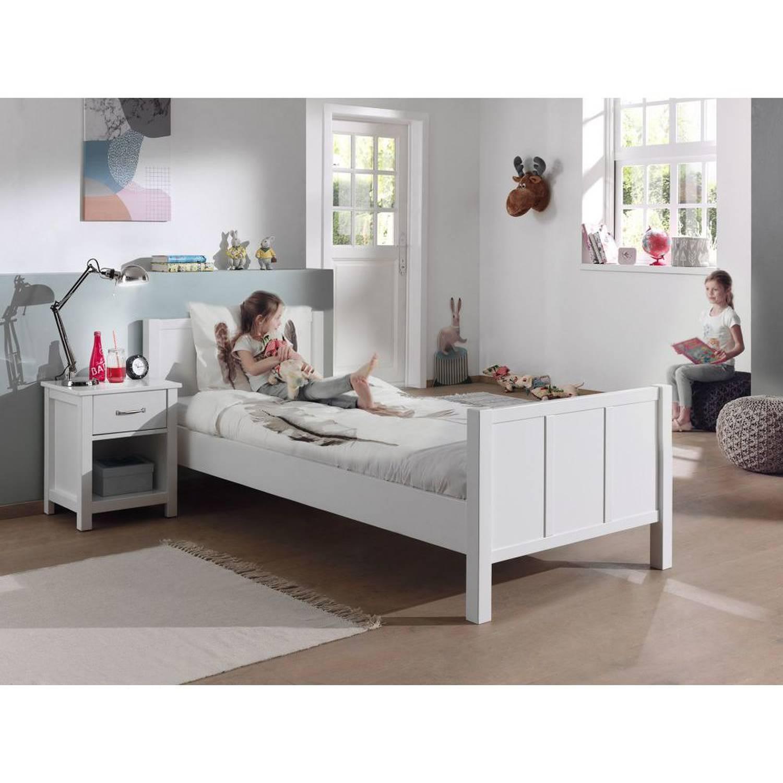 Full Size of Modernes Bett Set Mit Und Nako Steina 12 Einzelbett Nachtkonsole I überlänge Schubladen 90x200 Weiß Paradies Betten Stauraum 160x200 Eiche 180x200 Günstige Bett Modernes Bett