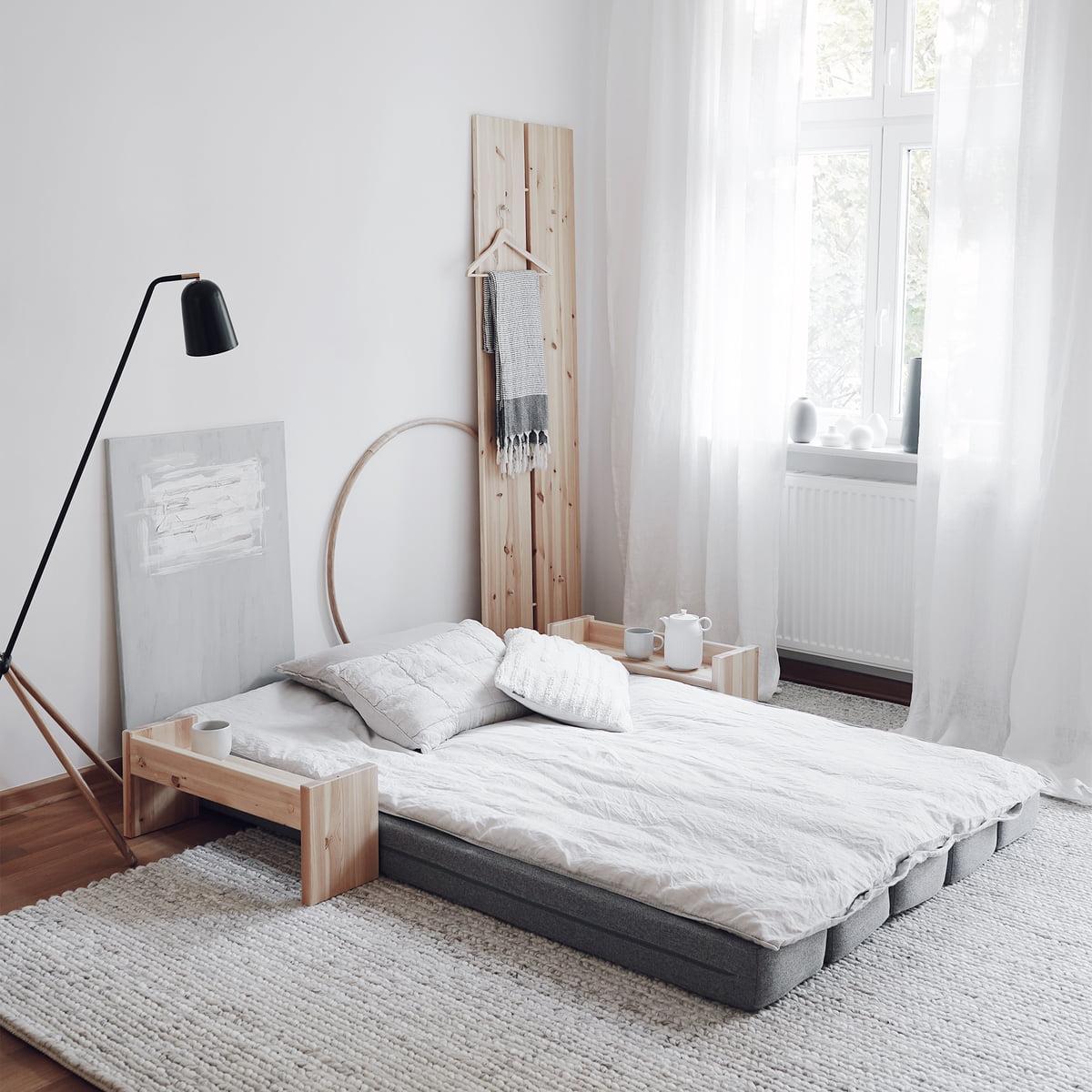 Full Size of Ausklappbares Bett Umu Daybed Von Karup Design Connox Wand Vintage Mit Schreibtisch Hülsta Betten Lifetime Kopfteil Selber Machen 90x200 Lattenrost Und Bett Ausklappbares Bett