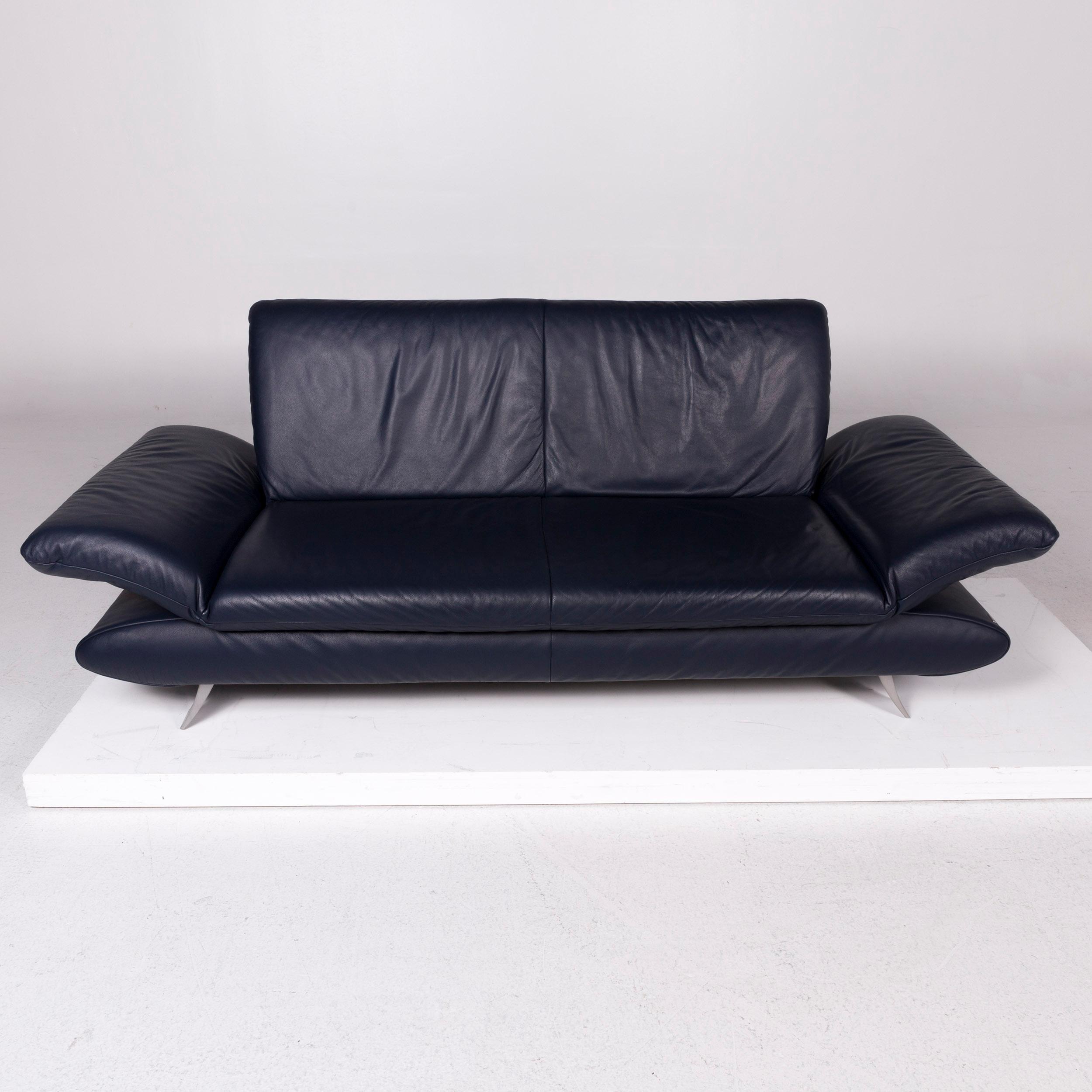 Full Size of Koinor Sofa Uk Couch Gebraucht Erfahrungen Lederfarben Francis Leder Rot 2 Sitzer Rossini Leather Blue Three Seat For Sale At 1stdibs Echtleder Flexform Grau Sofa Koinor Sofa