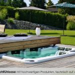 Garten Whirlpool Outdoor Gnstig Im Online Shop Von Perfect Spa Bestellen Skulpturen Lounge Möbel Sonnenschutz Schaukel Holzhäuser Vertikal Relaxsessel Garten Garten Whirlpool
