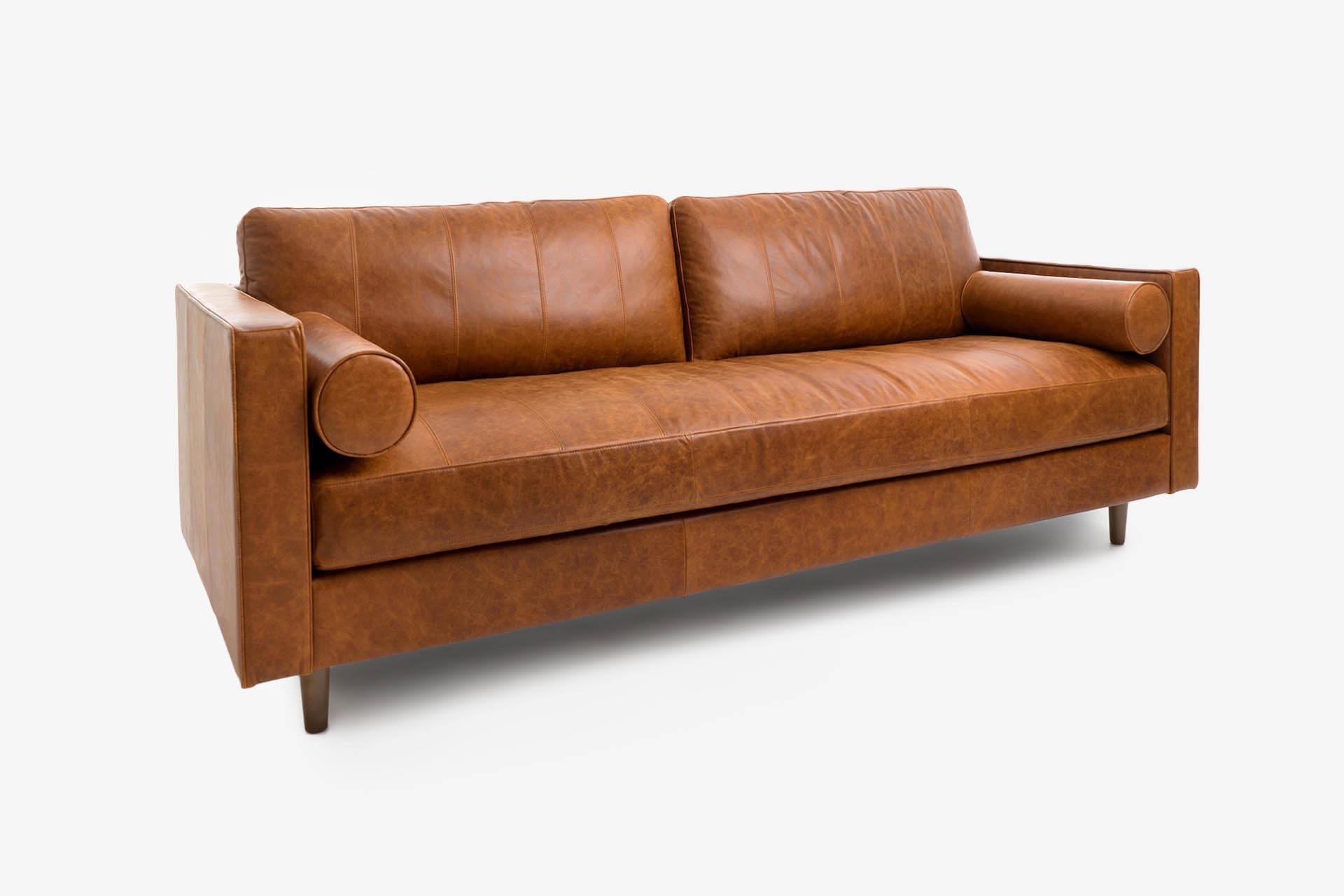 Full Size of Cognac Leather 3 Seater Sofa Walnut Nocciolo Ewald Schillig Kolonialstil Chesterfield Grau Big Tom Tailor Vitra Kaufen Günstig Kleines 2er Flexform Mit Sofa Sofa Cognac