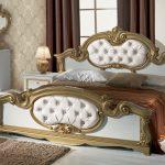 Bett Barocco In Weiss Gold Barock Design 180x200 Cm Mit 140x200 Weiß Schlafzimmer Betten Günstig Möbel Boss Bettkasten Eiche 2m X Nolte Schubladen Großes Bett Bett Barock
