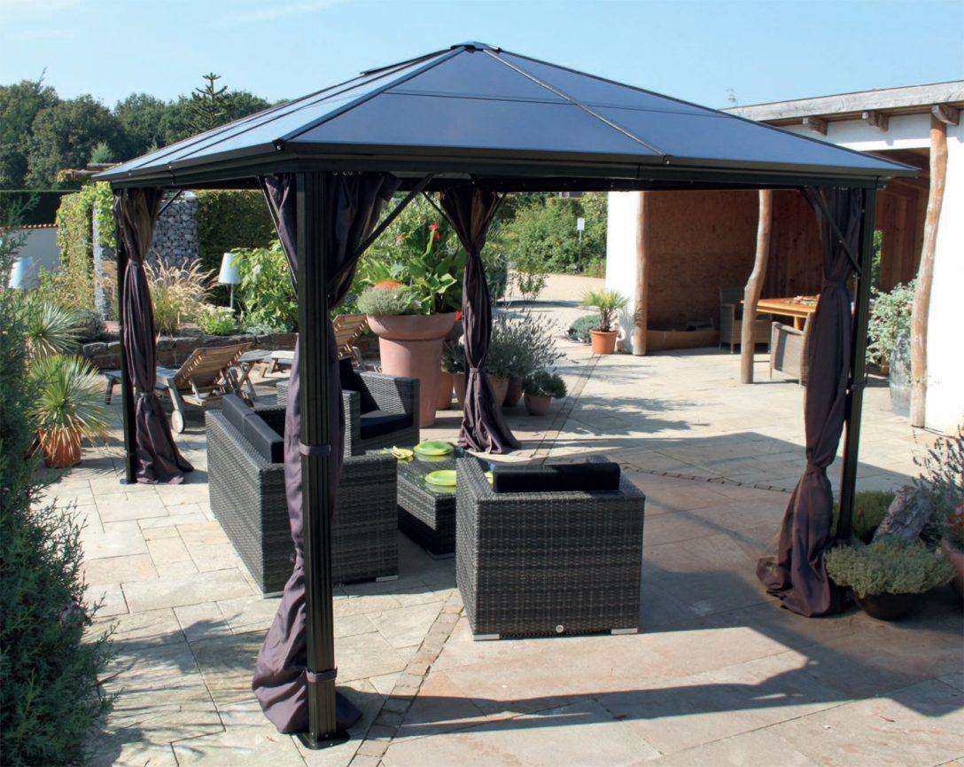 Large Size of Garten Pavillion Metall Pavillon Rund 3x3 Gartenpavillon Aus Holz Holzdach Luxus Glas / Metallpavillon Sun Antik Kupfer Look Holzhaus Luxuspavillon Nabucco Alu Garten Garten Pavillion