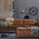 Sofa Braunes Leder 3 Sitzpltze Aspen Kunstleder Miliboo Hocker Big Mit Schlaffunktion Weiß Esstisch Online Kaufen Eck U Form Xxl überzug Modulares Ikea Sofa Sofa Kunstleder