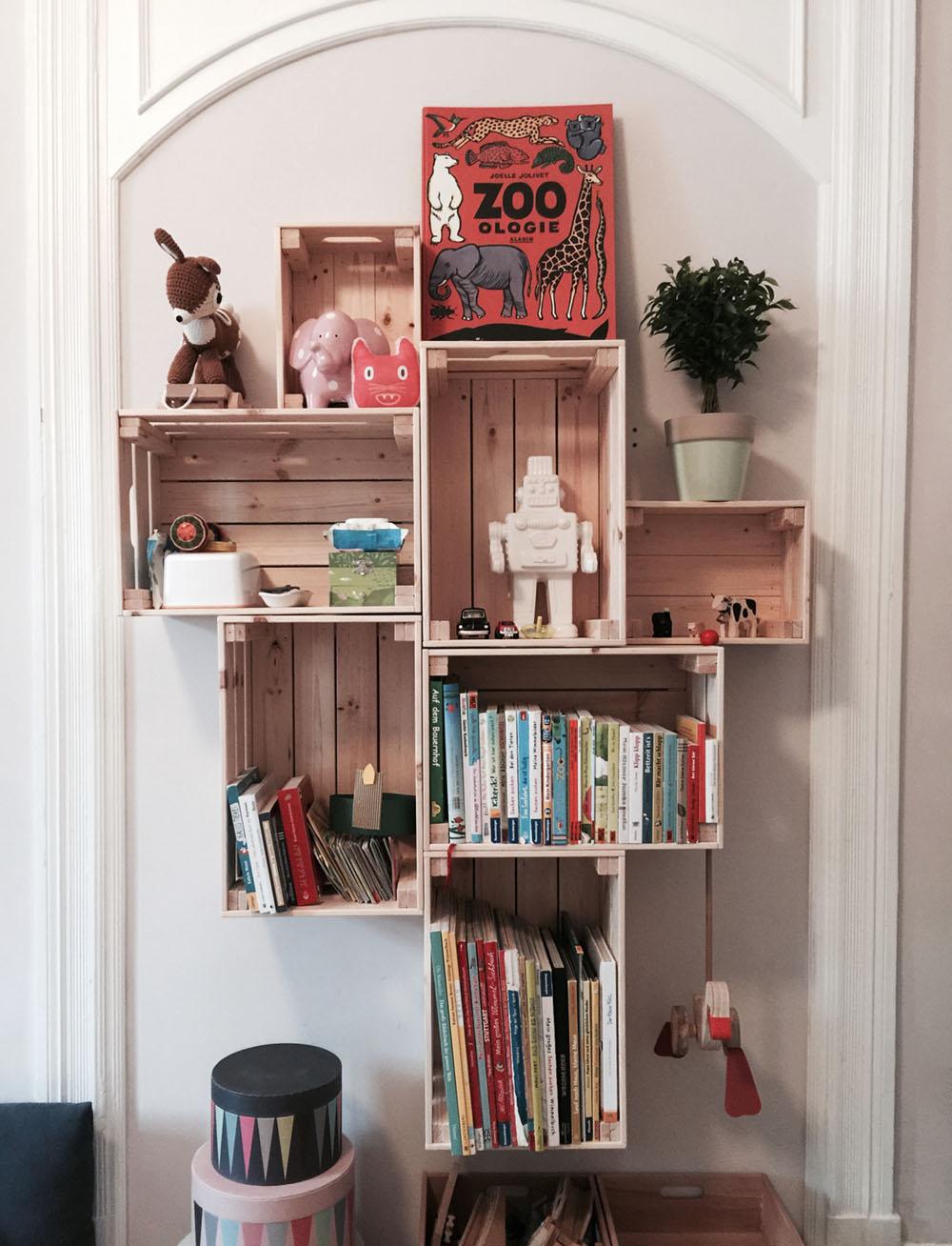 Full Size of Bücherregal Kinderzimmer Diy Das Perfekte Regal Im Sofa Weiß Regale Kinderzimmer Bücherregal Kinderzimmer
