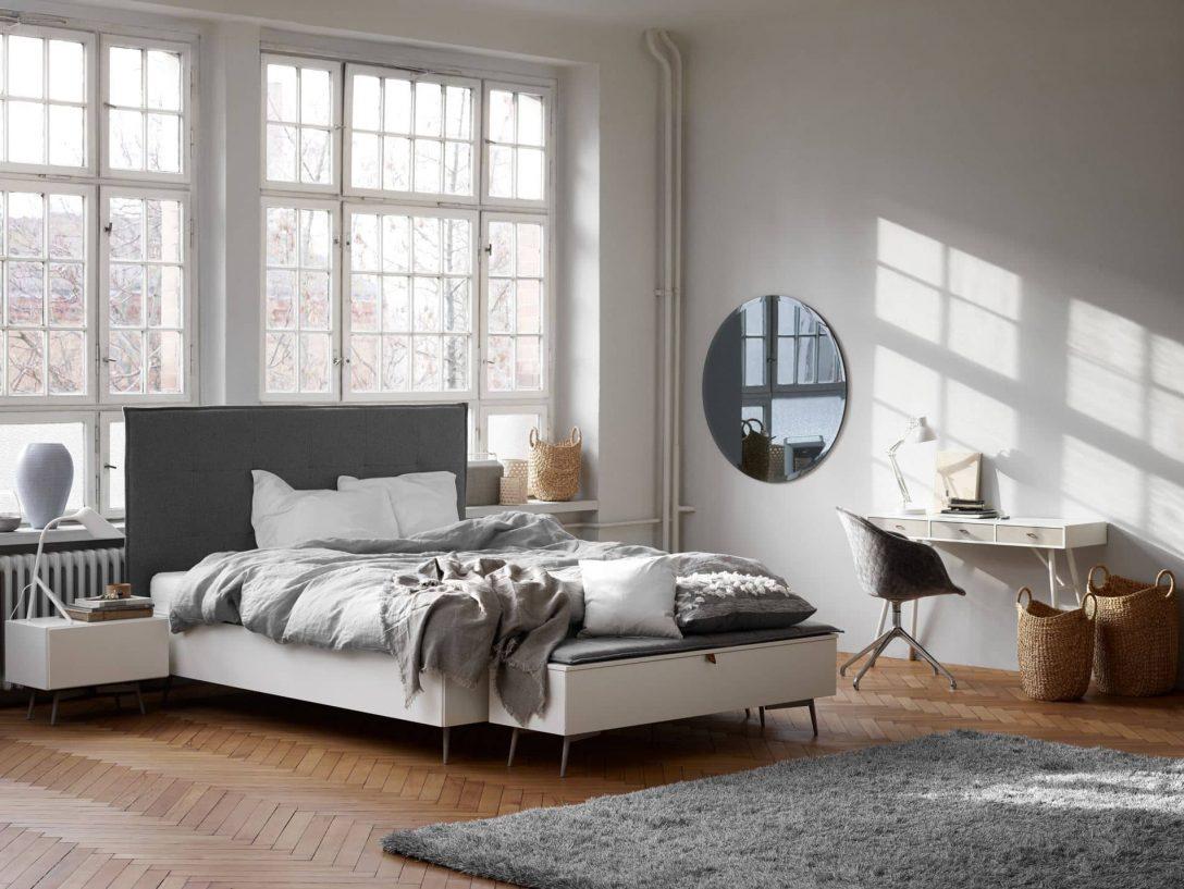 Large Size of Bett Minimalistisch Lugano Design By Boconcept Experience 90x200 Weiß Massivholz Weisses Zum Ausziehen 200x180 Betten Für Teenager 180x200 Balinesische Bett Bett Minimalistisch