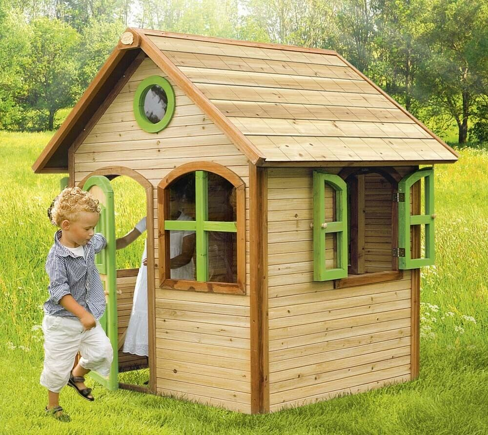 Full Size of Kinderspielhaus Spielhaus Julia Gartenhaus Holz Stelzenhaus Schlafzimmer Massivholz Holzhaus Kind Garten Sichtschutz Holzhäuser Schaukel Für Esstisch Garten Garten Spielhaus Holz
