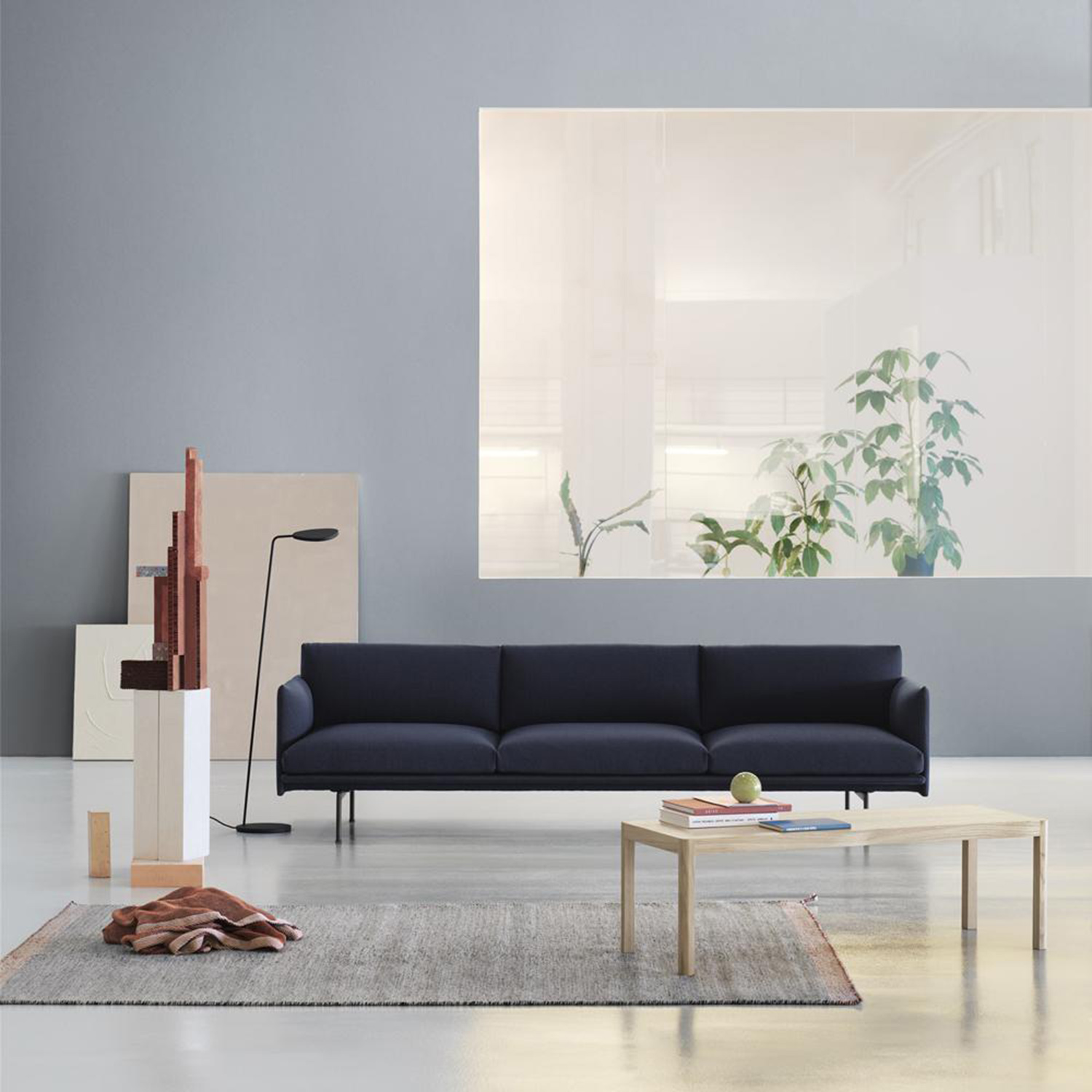 Full Size of Muuto Connect Sofa Oslo 2 Seater Review Sale Sofabord Eg Outline Chaise Longue Dimensions System Uk Airy 3 Sitzer Das Haus Bochum Wohnlandschaft Impressionen Sofa Muuto Sofa