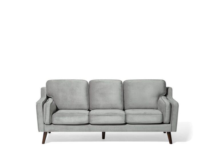 Medium Size of Modernes Sofa Aus Samtstoff In Hellgrau Couch 3er Sitzer Lokka Ebay 2 Mit Schlaffunktion Home Affaire Big Landhausstil Stoff Husse Elektrisch Schilling Sofa Modernes Sofa