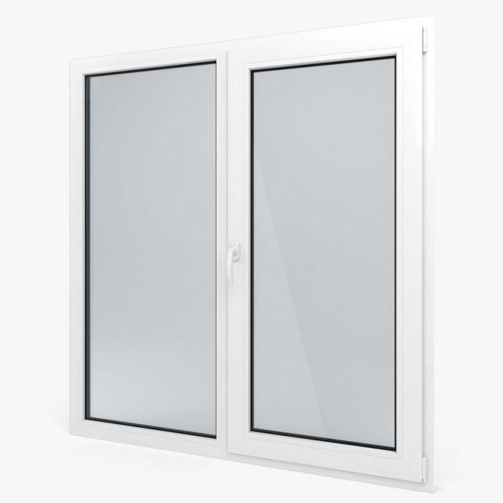 Medium Size of Modernes Pvc Fenster 2 3d Modell 8 Obj Mafbc4d Flachdach Online Konfigurator Einbruchschutz Nachrüsten Insektenschutz Für Sonnenschutzfolie Standardmaße Fenster Pvc Fenster