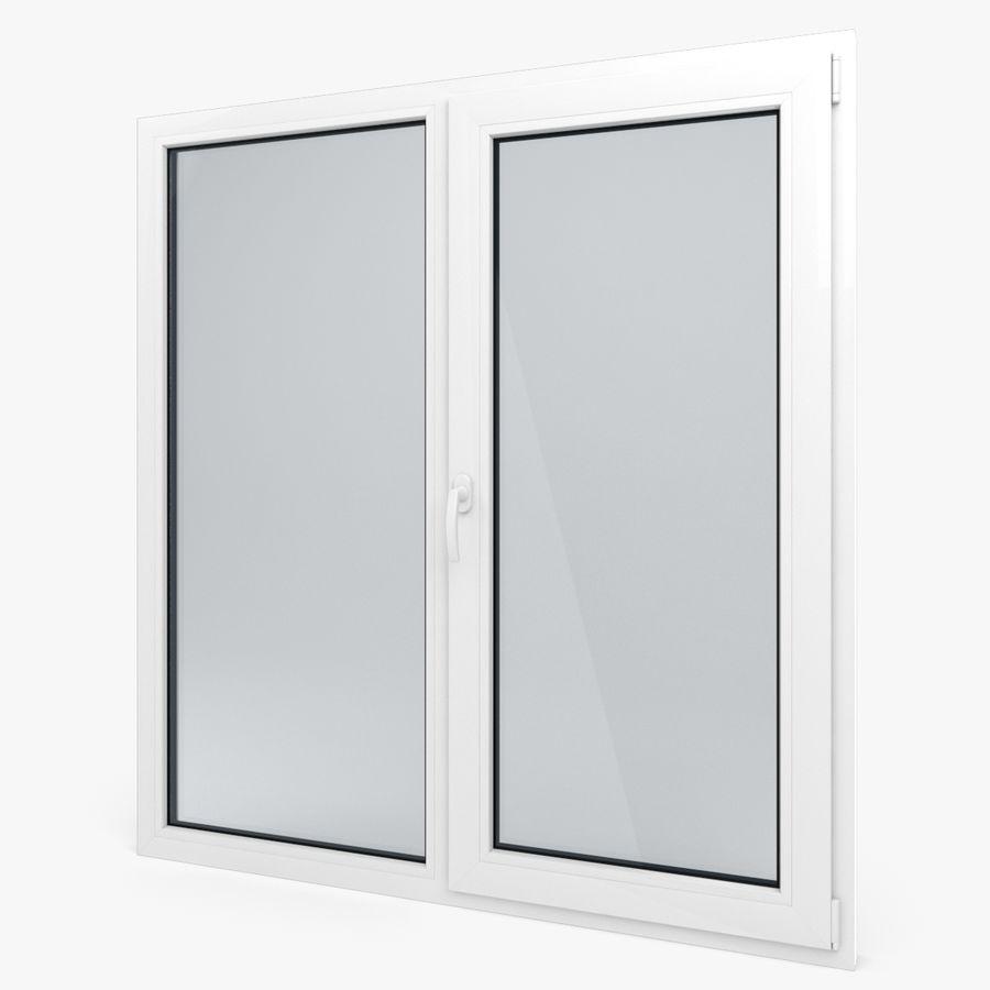 Full Size of Modernes Pvc Fenster 2 3d Modell 8 Obj Mafbc4d Flachdach Online Konfigurator Einbruchschutz Nachrüsten Insektenschutz Für Sonnenschutzfolie Standardmaße Fenster Pvc Fenster