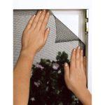 Fliegennetz Fenster Befestigen Tesa Obi Dm Fliegengitter Kaufen 130 Cm 150 Schwarz Bei Bodentief Dreifachverglasung Stores Veka Preise Jalousien Weru Einbauen Fenster Fliegennetz Fenster