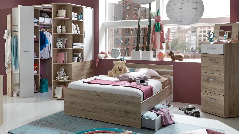 Full Size of Jugendzimmer Bett Set Joker 140x200 San Remo Eiche Alpinwei Betten Kaufen überlänge Prinzessinen Futon Bonprix 180x200 Günstig Bei Ikea Metall Mit Bett Jugendzimmer Bett
