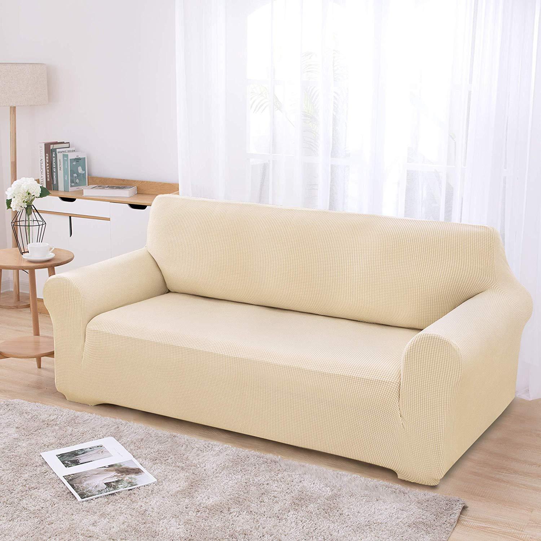 Full Size of Sofa Husse Amazonde Deconovo Jacquard Couch Sofahusse Sofabezug Mit Hocker Riess Ambiente Lounge Garten Elektrisch Polster Stoff Walter Knoll 2 Sitzer Sofa Sofa Husse