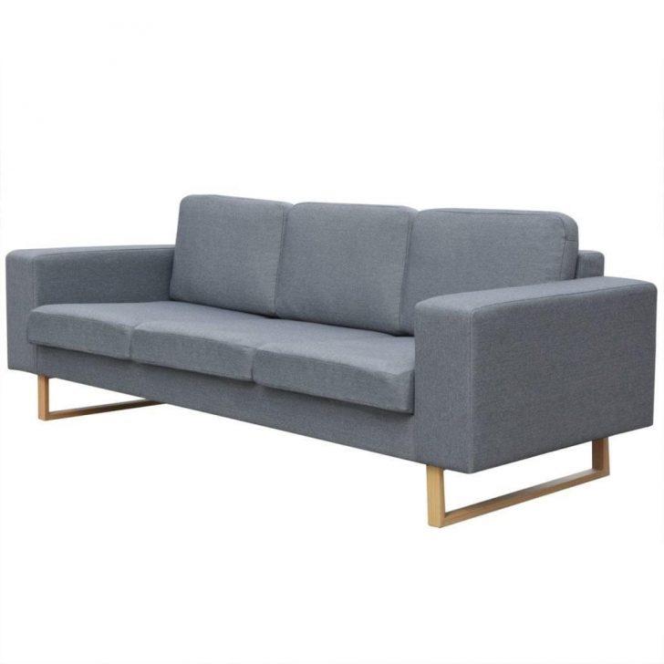 Medium Size of 3 Sitzer Samt Sofa Hellgrau Le Corbusier Neu Beziehen Lassen Garnitur 2 Teilig Grau Leder Lounge Garten Big Weiß Mit Bettkasten Chippendale Konfigurator Sofa Sofa 3 Sitzer